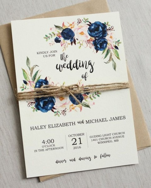 Digital Wedding Card Free