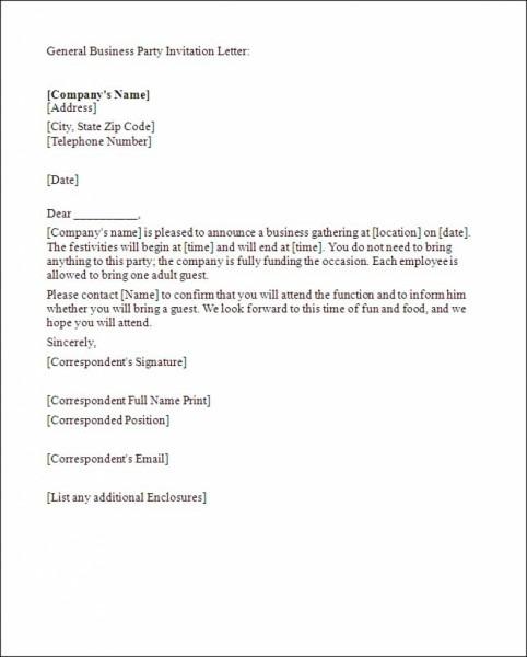 Invitation Letter Sample Vintage Birthday Invitation Email