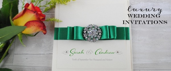Luxury Handmade Wedding Invitations & Wedding Stationery Uk