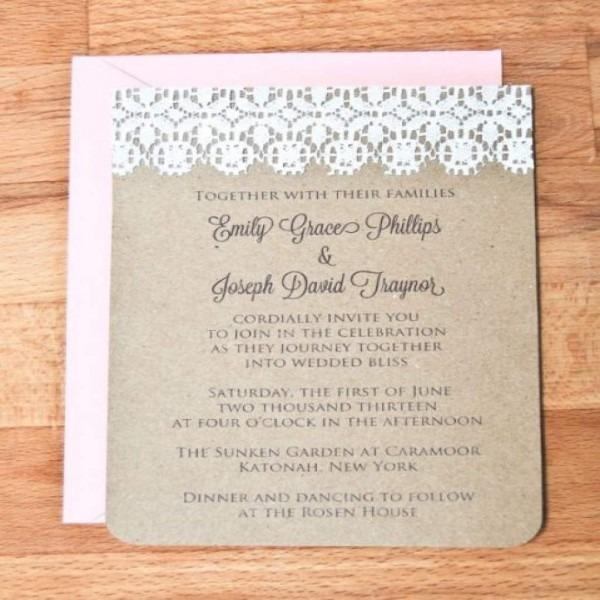 Emily Post Bridal Shower Etiquette Wedding Invitations