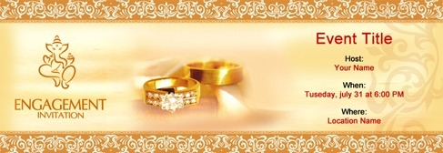 Free Engagement Invitation