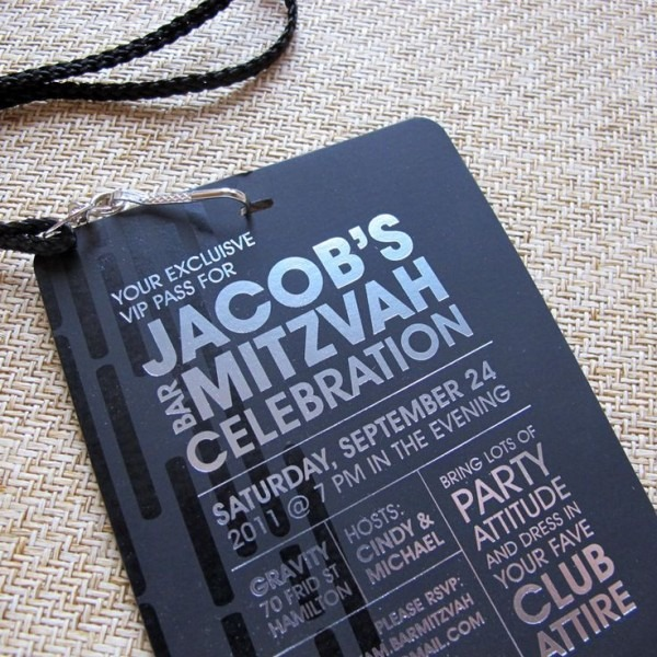 31 Best Barmitzvah Invites Images On Best Party Invitation Collection