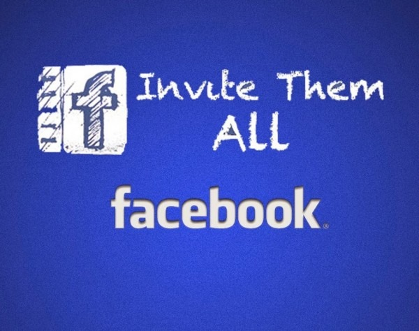 Code To Invite All Facebook Friends To Like A Page With A Single