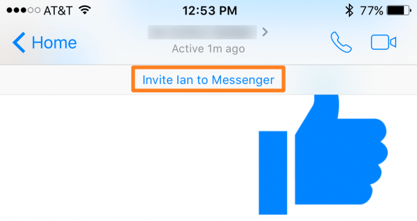 This Tweak Keeps Facebook Messenger From Bugging You To Invite