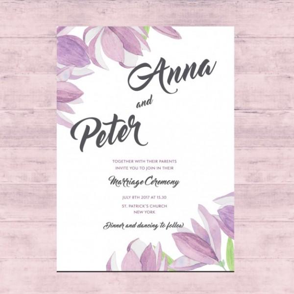 Card Wedding