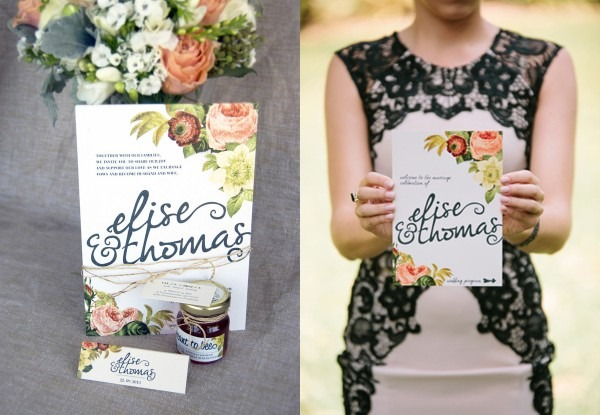 Diy Wedding Invitations  Floral ~ Creative Market Blog