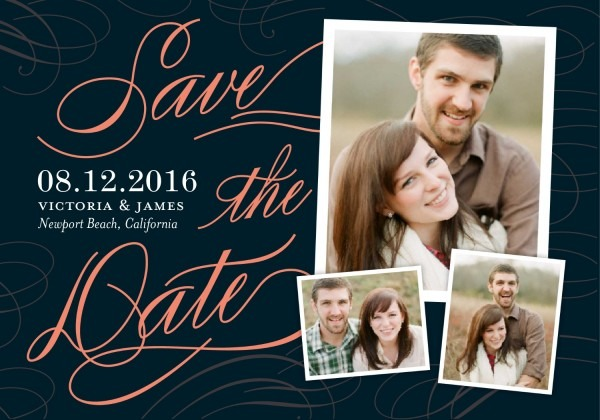 When To Send Save The Dates  Wording & Etiquette Guide