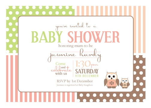 Imágenes De Baby Shower Invitation Templates Free Email