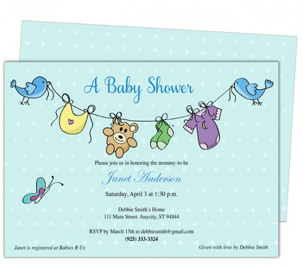 Baby Shower Email Invitations 623 By Shower Invitations Etiquette