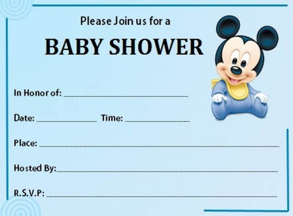 Dedfbbddf Unique Free Printable Baby Shower Invitations Templates