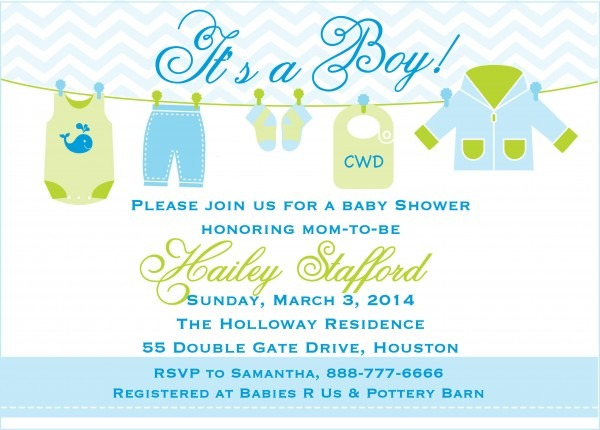 Free Baby Girl Shower Invitations Templates Perfect New Elephant