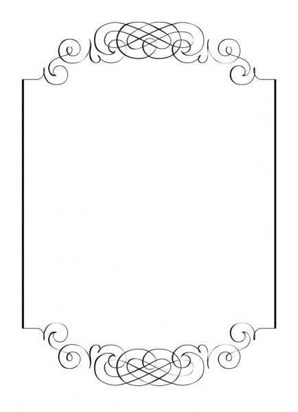 Free Printable Blank Invitation Templates Archives