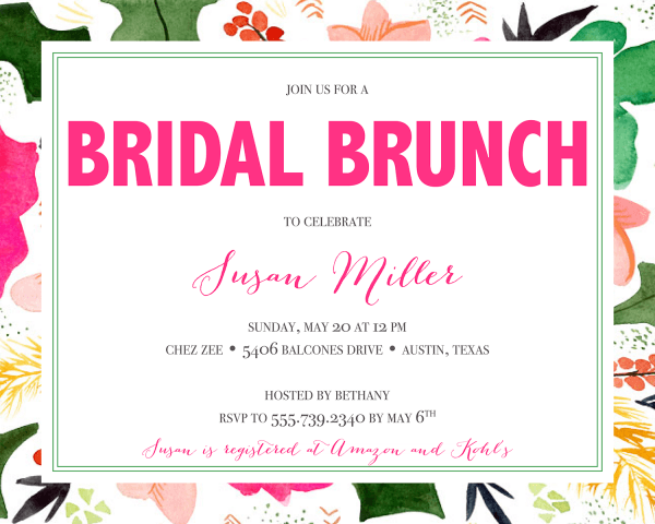 Fresh Bridal Shower Invitation Poems 21 About Remodel Invitation