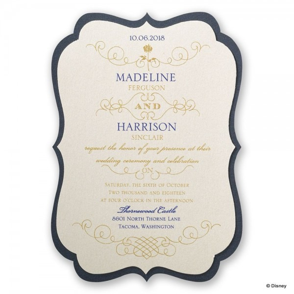 Cinderella Invitation To The Ball Template