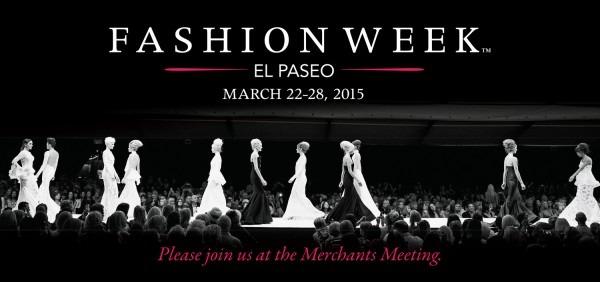 Fashion Week El Paseo Merchant's Breakfast Invitations