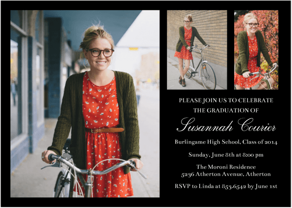 Good High School Graduation Open House Invitations 46 For Your