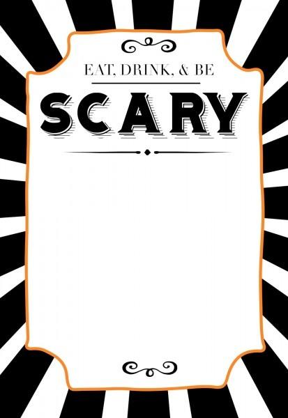 Halloween Invitation Template Copy Awesome Halloween Invitation