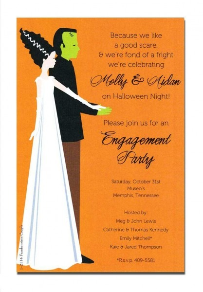 Halloween Invitation Wording Adults Only – Festival Collections