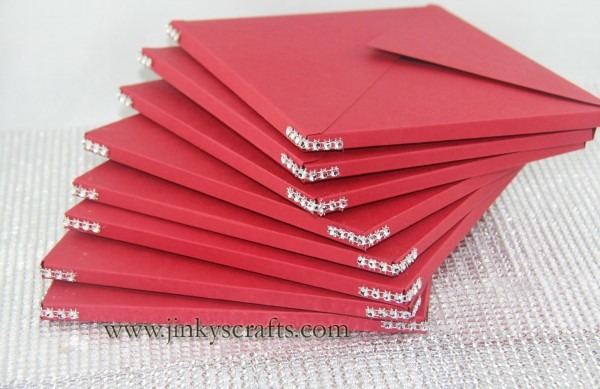 Jinky's Crafts & Designs  Diy 3d Envelopes