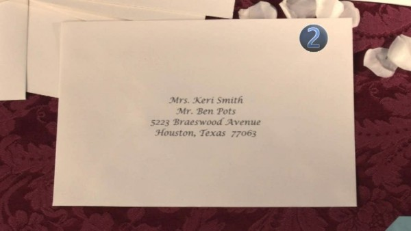 How To Address Wedding Invitations To A Family How To Address