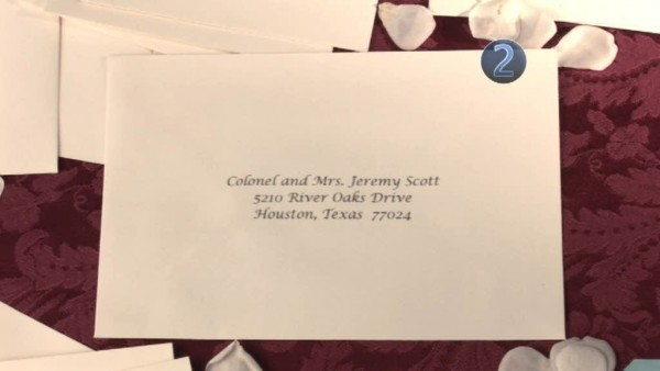 How To Address A Wedding Invitation