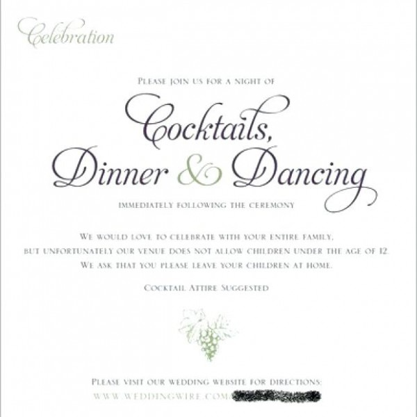 Invitat Awesome Invitation Wording For Adults Only Party