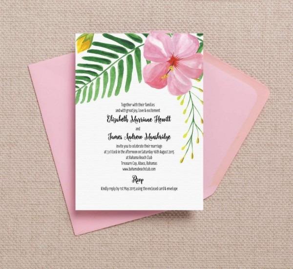 How To Word Destination Wedding Invitations