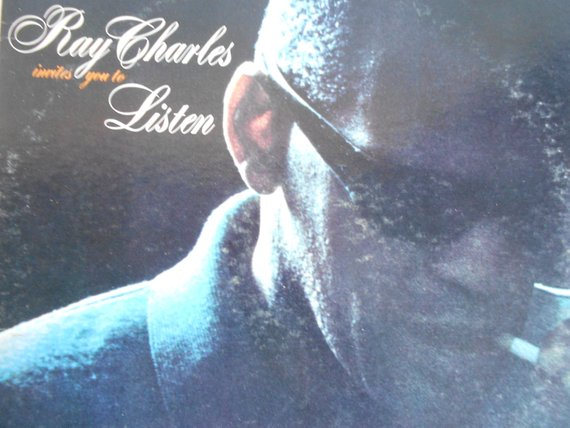 Ray Charles Invites You To Listen Vinyl Record