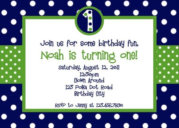 Printable Birthday Invitations, Boys Party Invites