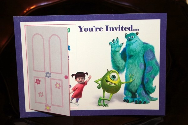 Come Party With The Monsters From Monsters, Inc !