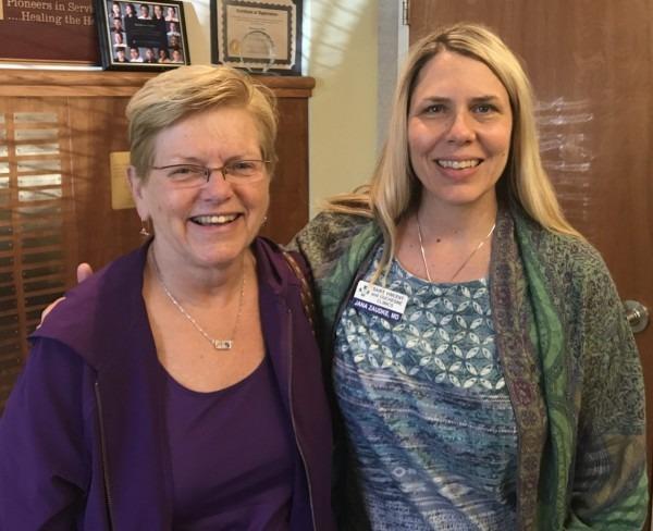 Dr  Jana Zaudke  An Invitation To Join Our Story – Caritas Clinics