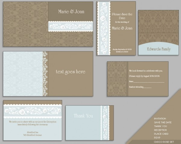Indesign Invitation Template Best With Indesign Invitation