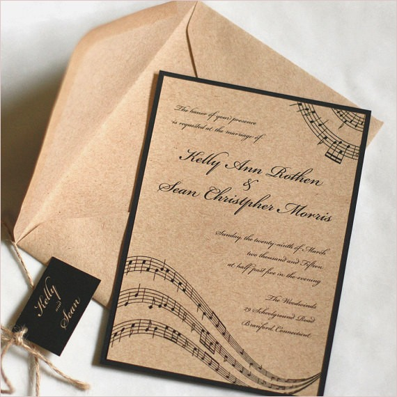 Instrumental Music For Wedding Invitations