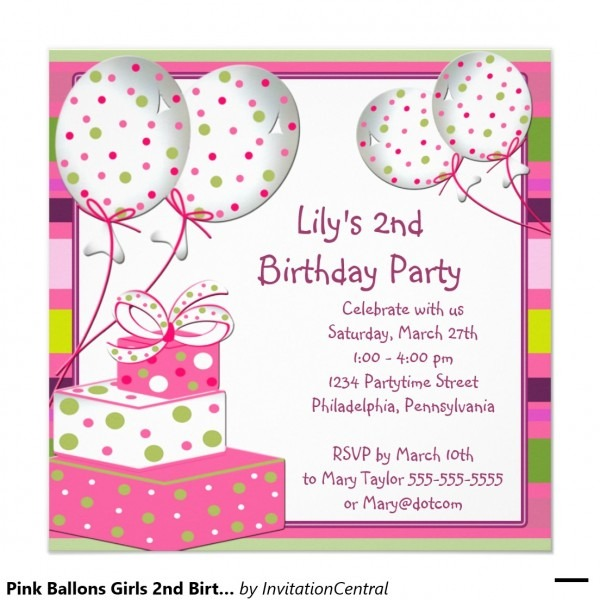 Invitation Cards Of Birthday Party Best Ideas Card Bfb Best How To