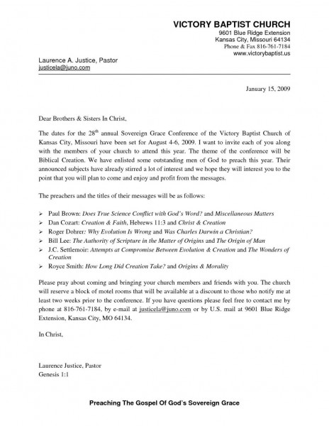 Invitation Letter Example For Conference Best Of Company