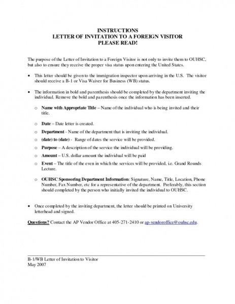 Invitation Letter Example Uk Valid Uk Visa Invitation Letter