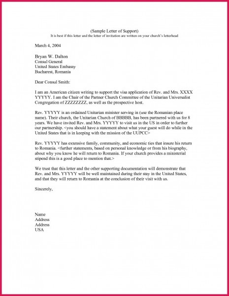 Letter Format In Usa Save Sample Invitation Letter Us Embassy New