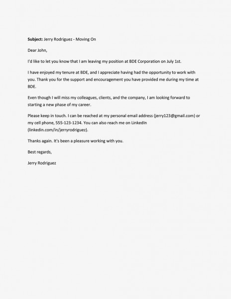 Invitation Letter To Companies For Job Fair Farewell Letter
