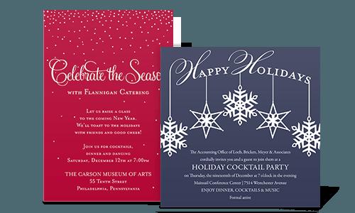 Invitation  Holiday Party Office Invitation Wording