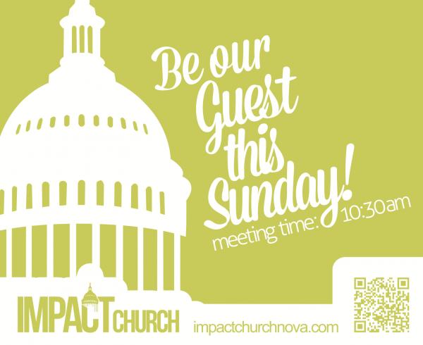 Impact Church – Ways To Invite People To Impact Church