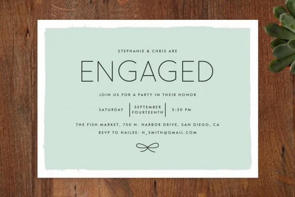 Eabacbafadbe Small Elegant Wedding Engagement Party Invitations