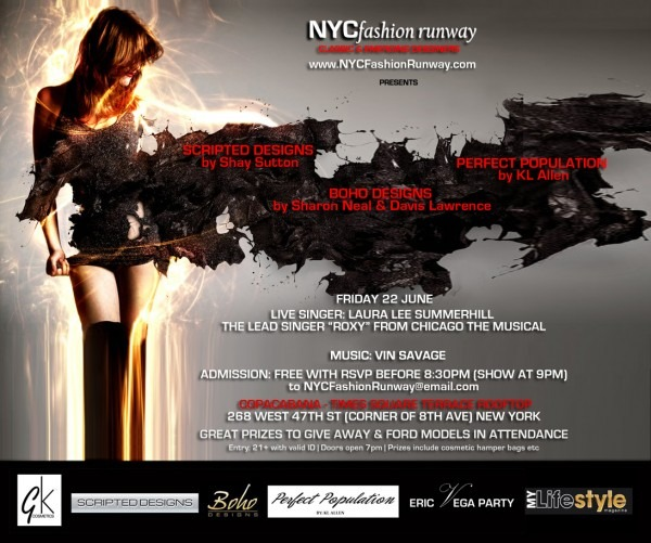 Nyc Fashion Runway