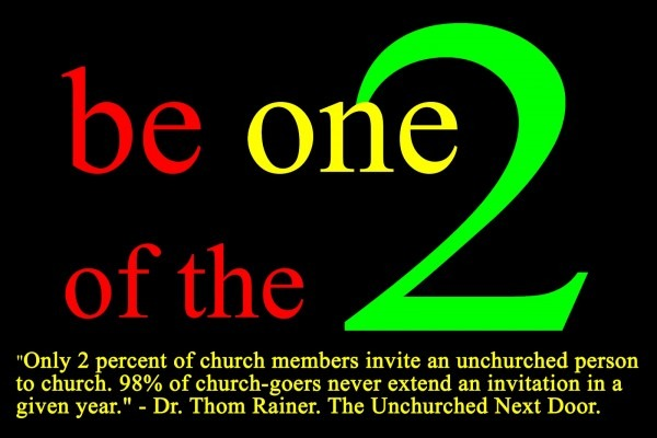Invite Someone To Church