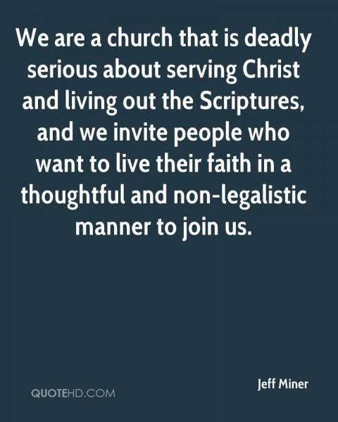 Jeff Miner Faith Quotes