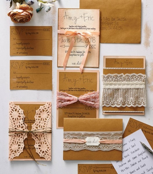Joann Fabrics Wedding Invitation Kits Inspirational Fine Joann