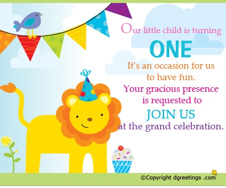 Kids Birthday Invitation Message Perfect With Kids Birthday