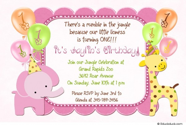 Kids Birthday Party Invitation Wording Epic With Kids Birthday