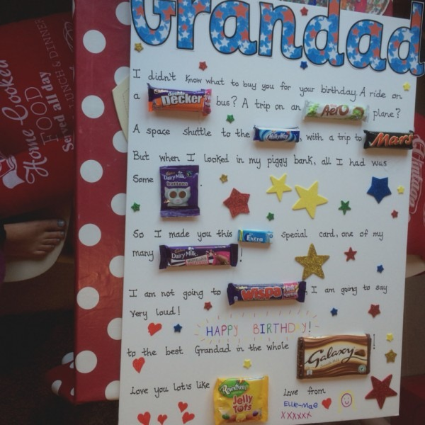 Latest Candy Bar Birthday Card For Funny Cards Beautiful Dads
