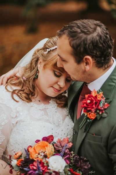 An Autumnal Literary Inspired Wedding With Harry Potter And