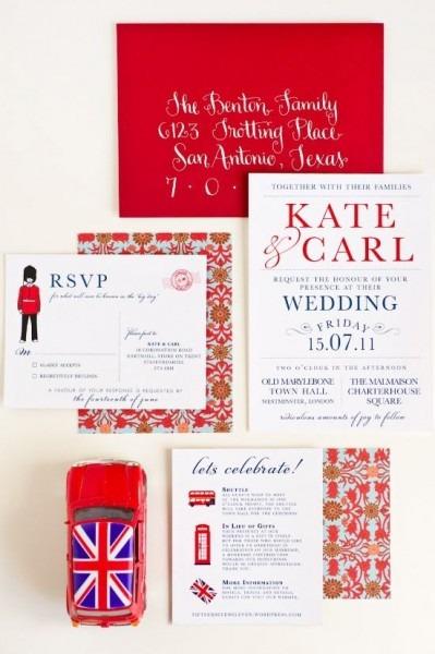 Cool Wedding Invitation Blog  Simple Wedding Invitations London